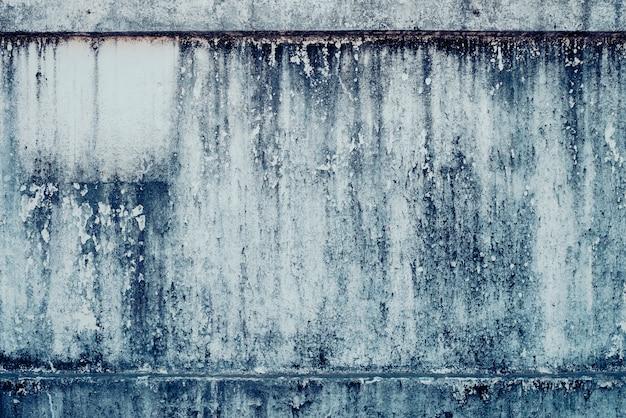 Antiguo muro de hormigón de cemento con textura de fondo