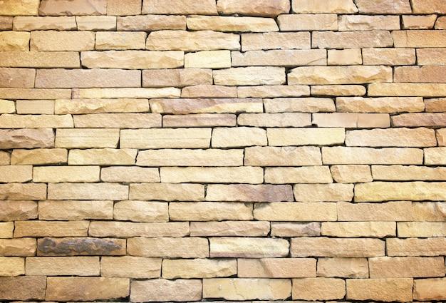 Antiguo muro de ladrillo