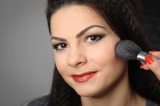 Aplicar maquillaje perfecto