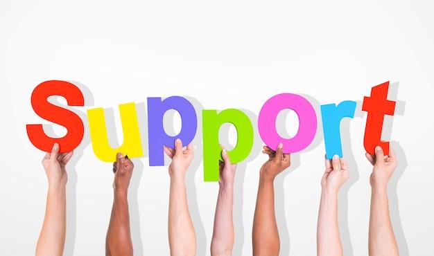 Apoye diversidad diversidad étnica variación unidad concepto
