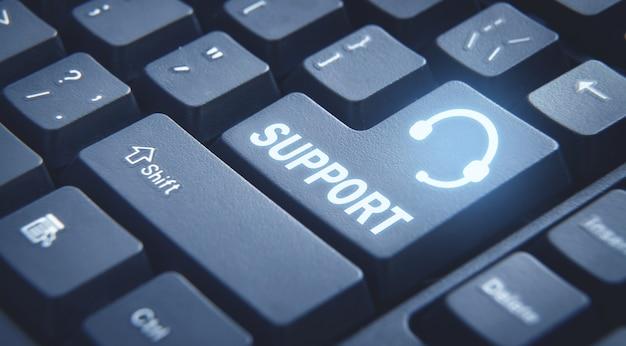 Apoyo. teclado. internet. negocio. tecnología