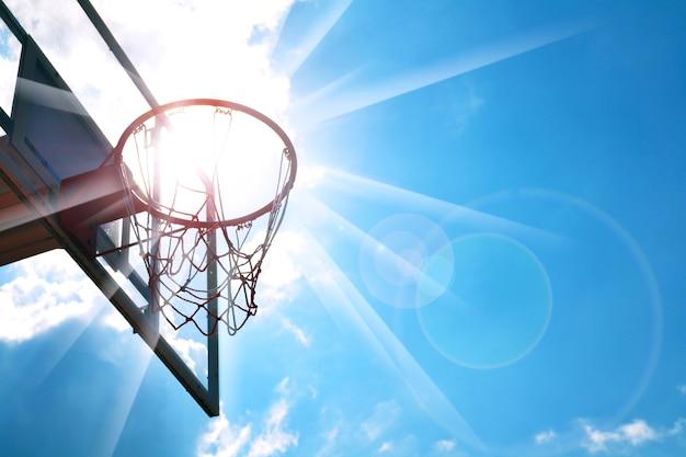Aro de baloncesto