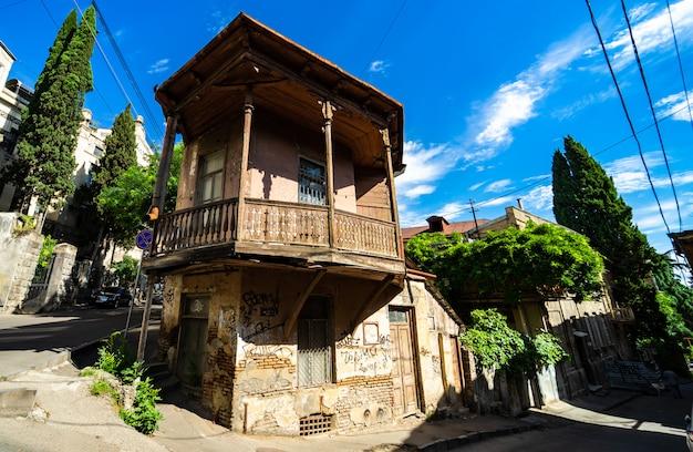 Arquitectura antigua de tbilisi