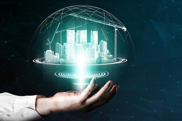 Arquitectura e ingeniería de edificios innovadores.