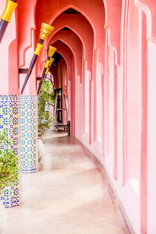 Arquitectura marruecos estilo