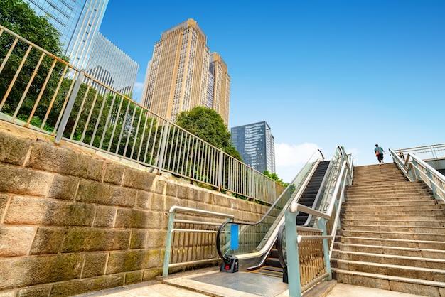 Arquitectura urbana paisaje