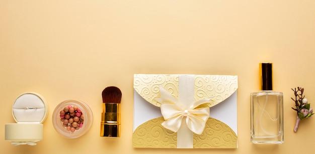 Arreglo del concepto de boda de la novia