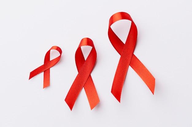 Arreglo del concepto del día mundial del sida