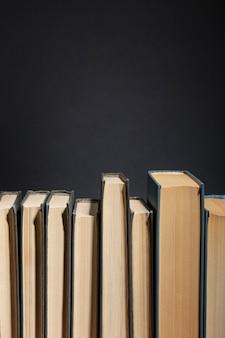 Arreglo creativo para el día mundial del libro