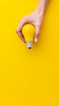 Arreglo de innovación abstracto plano laico