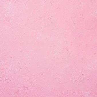 Arreglo con pared rosa vacía