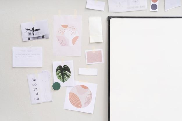Arreglo del taller del diseñador de logotipos