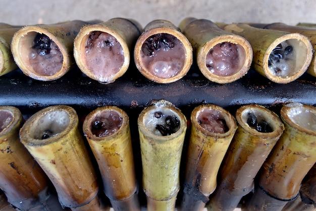 Arroz de bambú
