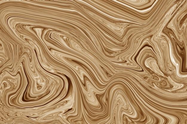 Arte abstracto de hermosa pintura de mármol