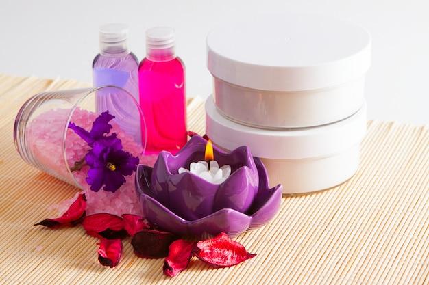 Artículos para el baño, la relajación y el cuidado del cuerpo.