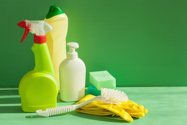 Artículos de limpieza hogar cepillo de esponja guante de esponja