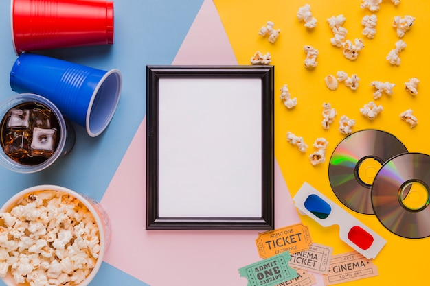 Artículos de música y cine