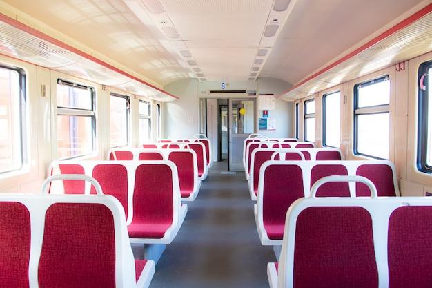 Asientos en transporte público