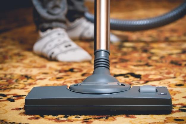 Aspirador de limpieza de alfombras