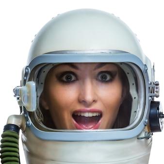 Astronauta extraño