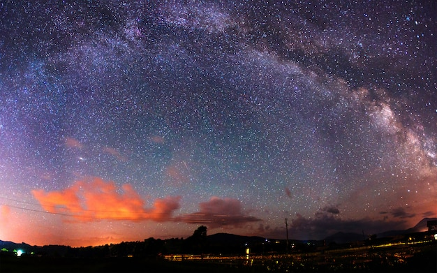 Astrophopo cielo profundo