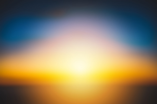 Atardecer amanecer colores brillantes hermoso cielo