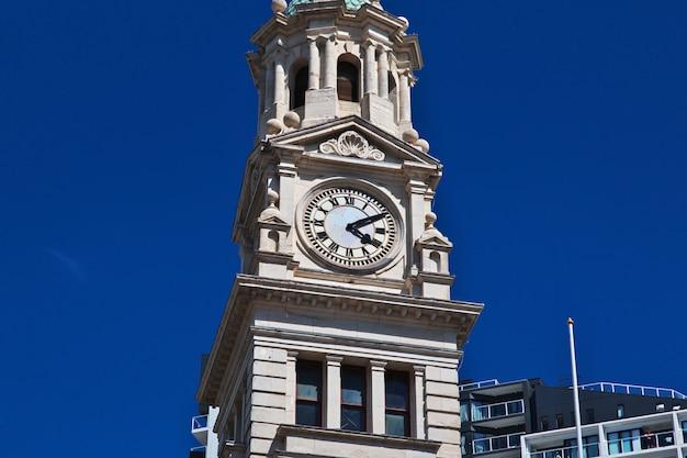 Auckland es una ciudad hermosa en nueva zelanda