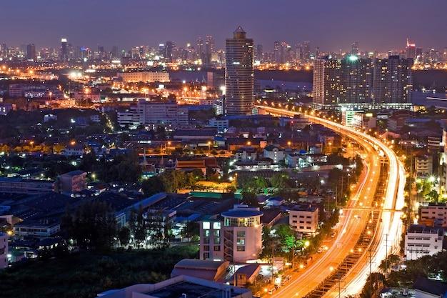 Autopista de bangkok