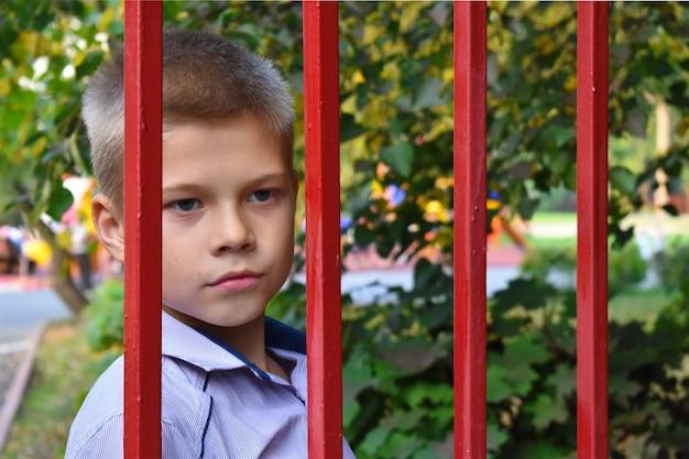 Las autoridades de tutela seleccionan a los niños. justicia juvenil. privación de derechos parentales.