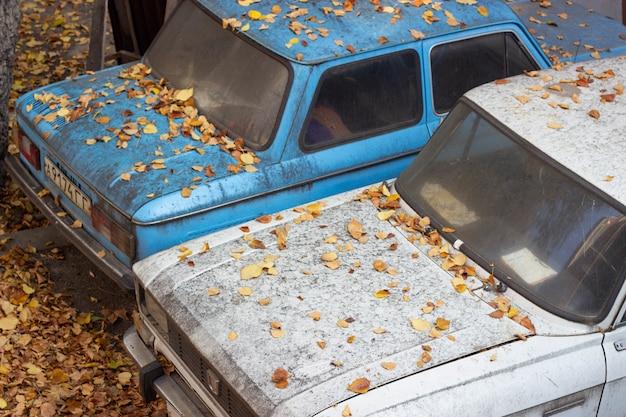 Autos soviéticos