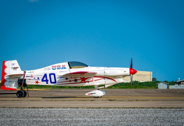 El avión de chip mapoles no.40
