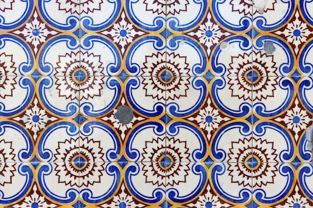 Azulejo de oporto, patrón de portugal