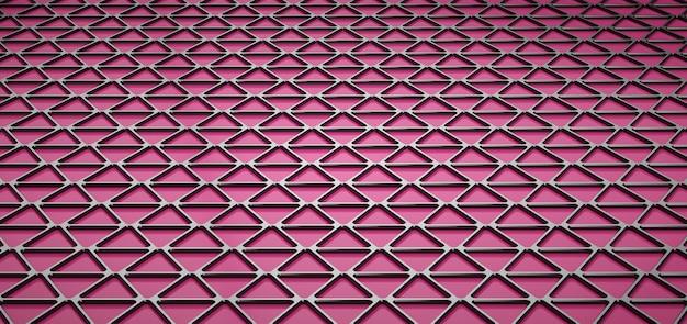 Azulejo de patrón de textura metálica.