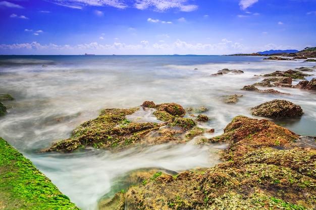 Background chino isla gran isla