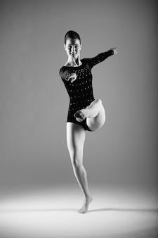 Bailarina bailando