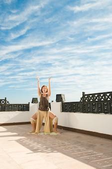 Baile de yoga