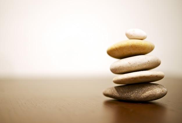 Balanza rocas