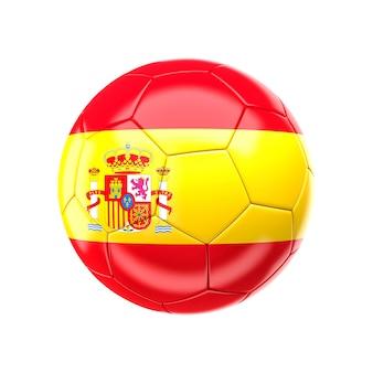 Balon de futbol de españa