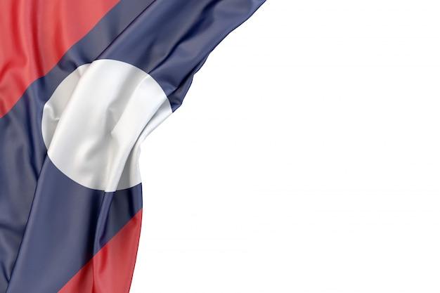 Bandera, de, laos