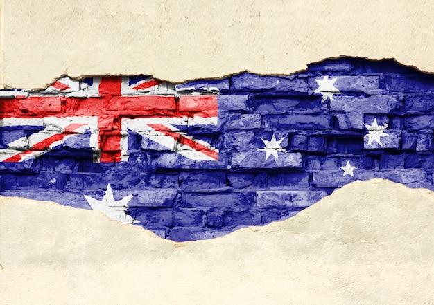 Bandera australiana-Foto Poster Art Print-patriotismo nacionalismo-Australia