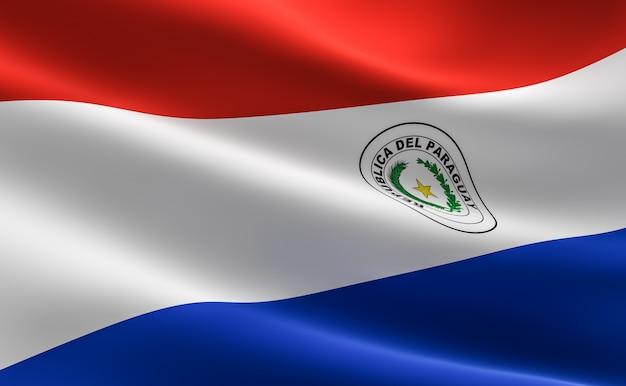 Image result for bandera paraguaya cielo