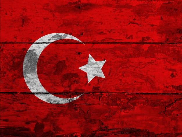 Bandera de pavo