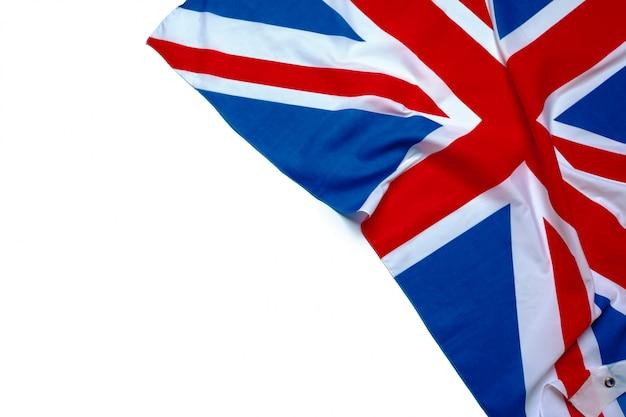 Bandera del reino unido, bandera británica