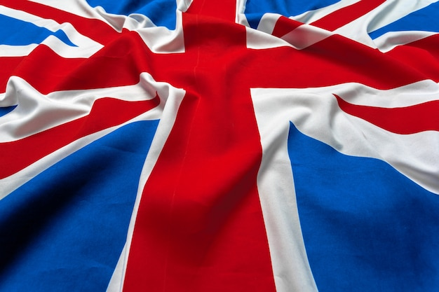 Bandera de union jack