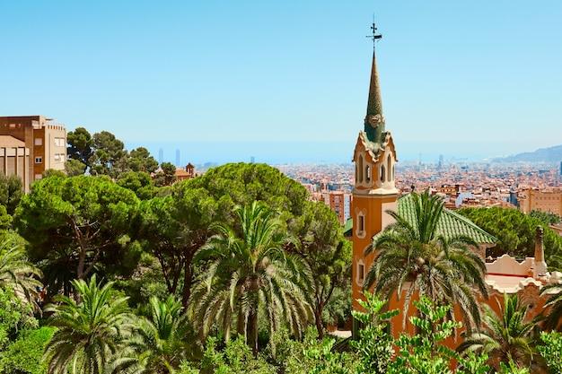 Barcelona. park güell.