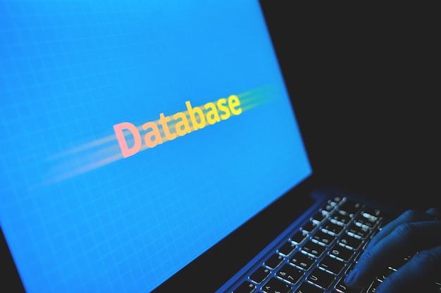 Base de datos del sistema moderno para el desarrollo de software complejo.