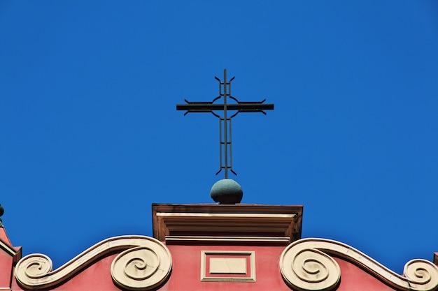 Basílica de la merced, iglesia de santiago, chile