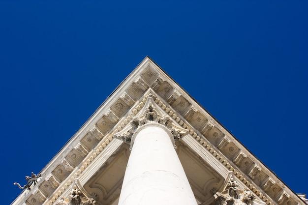 Basilica superga - esquina de la azotea