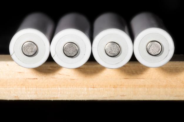 Baterías blancas