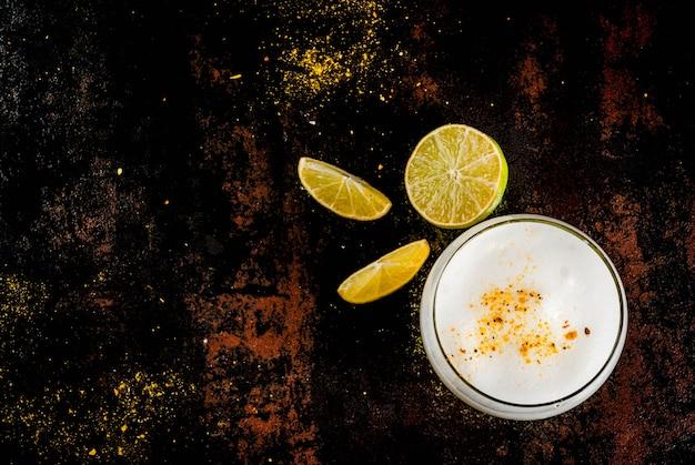 Bebida alcohólica tradicional chilena